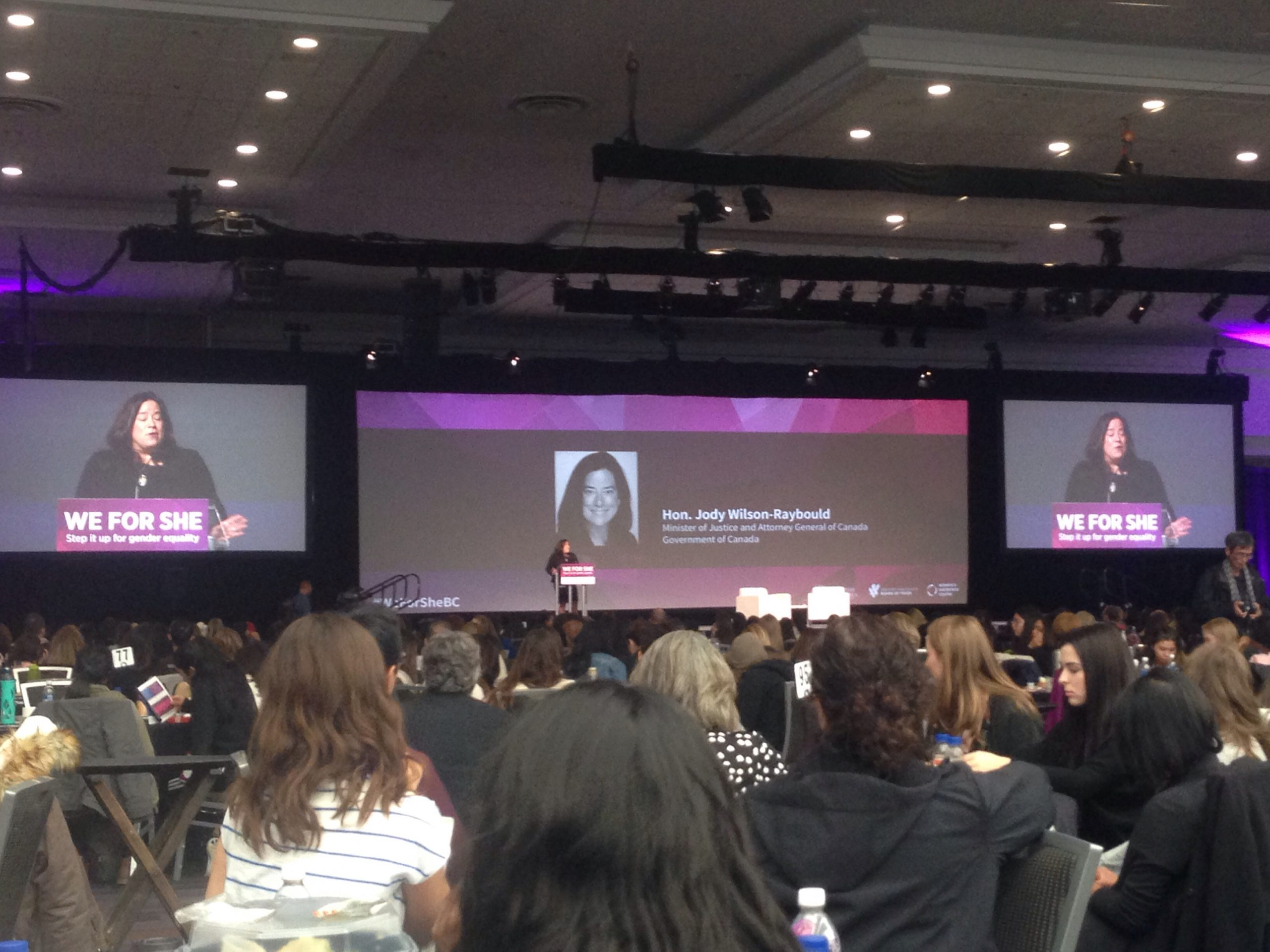 WEFORSHE Conference: Advancing Equality in Canadian Workplaces
